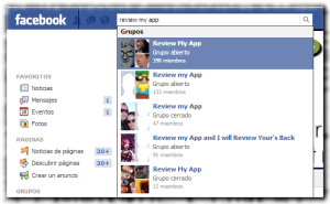 review app facebook