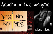Charlie Charlie juego lapices